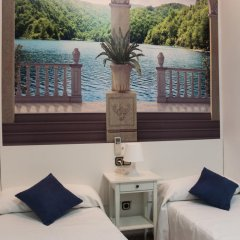 Отель Hostal Comercial Стандартный номер с 2 отдельными кроватями фото 6