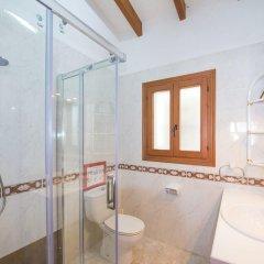 Отель Villa Michele ванная