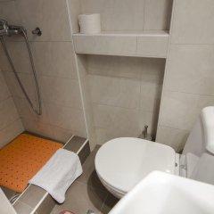 Отель Dositej 3 Сербия, Белград - отзывы, цены и фото номеров - забронировать отель Dositej 3 онлайн ванная