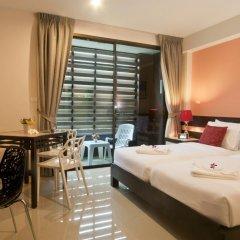 Отель Rattana Residence Thalang 3* Стандартный номер с различными типами кроватей фото 8