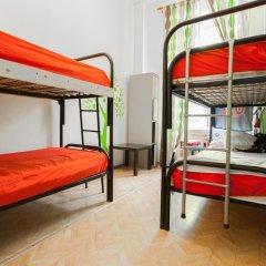 Гостиница Кубахостел Кровать в общем номере с двухъярусной кроватью фото 13