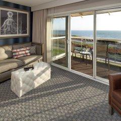 Отель Spyglass Inn 3* Стандартный номер с различными типами кроватей фото 2