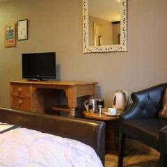 Отель The Fairfax Arms 4* Стандартный номер с различными типами кроватей фото 6