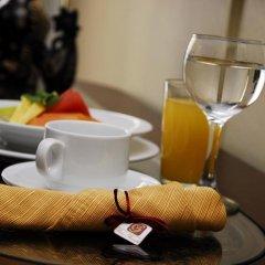 Отель Aparthotel Guijarros 3* Стандартный номер с различными типами кроватей фото 3