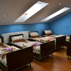 Wanted Hostel Кровать в общем номере с двухъярусной кроватью