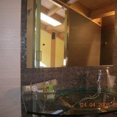 Отель Posada Plaza Mayor de Alaejos ванная фото 2