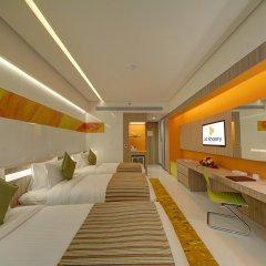Al Khoory Atrium Hotel 4* Номер Делюкс с различными типами кроватей фото 3
