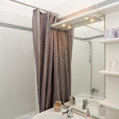 Отель Aparthotel Navigli Италия, Милан - отзывы, цены и фото номеров - забронировать отель Aparthotel Navigli онлайн ванная фото 2