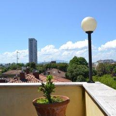 Отель Residenza Parco Fellini Римини балкон фото 2