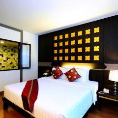 Crystal Palace Hotel 4* Номер Делюкс с различными типами кроватей фото 12