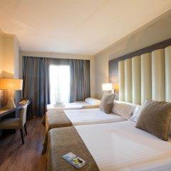 Sercotel Gran Hotel Luna de Granada 4* Стандартный номер с различными типами кроватей фото 6