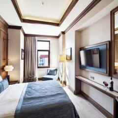 Grand Hotel de Pera 4* Семейный люкс с двуспальной кроватью фото 5