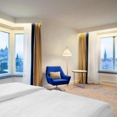 Отель Hilton Stockholm Slussen 4* Полулюкс с различными типами кроватей фото 8