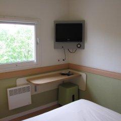 Отель Ibis Budget Liège 3* Стандартный номер с различными типами кроватей фото 2