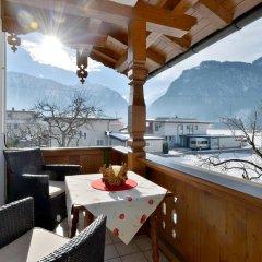 Отель Alpinschlossl гостиничный бар