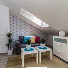 Апартаменты Comfortable Prague Apartments Улучшенные апартаменты с 2 отдельными кроватями фото 5