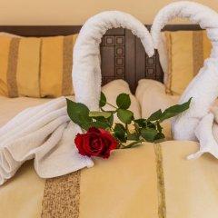 Teteven Hotel 3* Полулюкс разные типы кроватей фото 10
