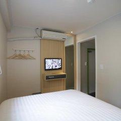 Hotel Sleepy Panda Streamwalk Seoul Jongno 3* Стандартный номер с двуспальной кроватью фото 4
