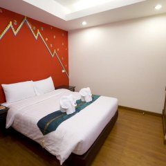 Отель Korbua House 3* Номер категории Эконом с различными типами кроватей фото 2