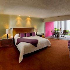 Отель Camino Real Polanco Mexico 4* Люкс с разными типами кроватей фото 9