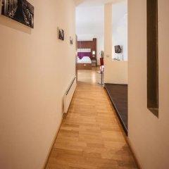 Hotel Rathaus - Wein & Design 4* Стандартный семейный номер с различными типами кроватей фото 4