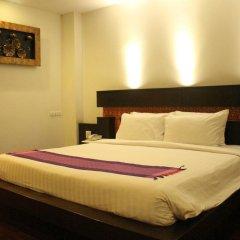Отель Suvarnabhumi Suite 4* Улучшенный номер фото 5