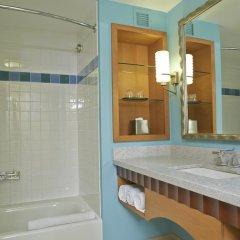 Отель Renaissance Curacao Resort & Casino 4* Стандартный номер с различными типами кроватей фото 2