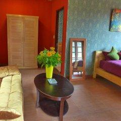Отель Zen Cafe Lakeside Далат комната для гостей фото 4