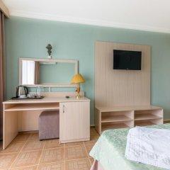 Гостиница АкваЛоо 3* Апартаменты с двуспальной кроватью фото 6