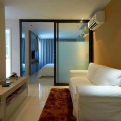 Отель The Present Sathorn Бангкок комната для гостей фото 5