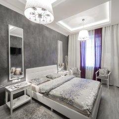 Апартаменты Royal Apartments Minsk комната для гостей фото 2