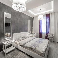 Апартаменты Royal Apartments Minsk Минск комната для гостей фото 2