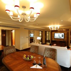 Отель Taj Palace, New Delhi 5* Люкс Luxury с двуспальной кроватью