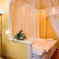 Апартаменты LikeHome Апартаменты Полянка Студия Делюкс с разными типами кроватей фото 9