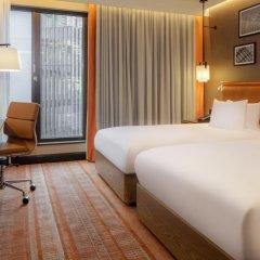Отель Hilton London Tower Bridge 4* Номер Делюкс с 2 отдельными кроватями фото 9