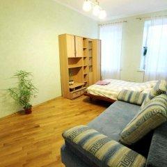 Апартаменты Four Squares Apartments on Tverskaya Апартаменты с двуспальной кроватью фото 31
