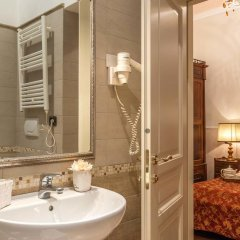 Отель I Tre Moschettieri 3* Стандартный номер фото 12
