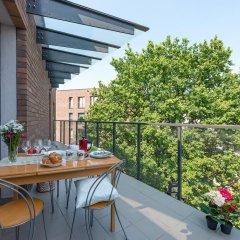 Апартаменты P&O Apartments Liwiecka балкон