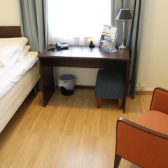 Отель Best Western Plus Hotell Hordaheimen 3* Стандартный номер с различными типами кроватей фото 5
