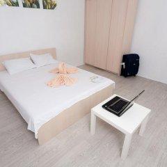 Гостиница Эдем Взлетка Улучшенные апартаменты разные типы кроватей фото 14