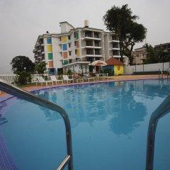 Отель Palmarinha Resort & Suites Гоа бассейн фото 2