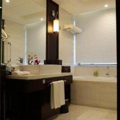 Oriental Garden Hotel 4* Номер Бизнес с различными типами кроватей фото 7