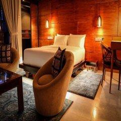 Отель Villa Raha 3* Люкс с различными типами кроватей фото 6