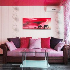 Апартаменты Rentapart-Minsk Apartment Минск комната для гостей фото 5