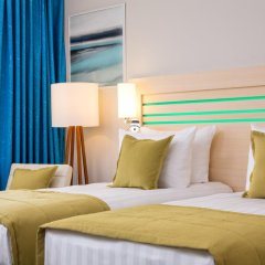 Гостиница Radisson Blu Челябинск 5* Стандартный номер с двуспальной кроватью фото 3