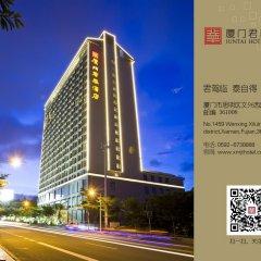 Отель Xiamen Juntai Hotel Китай, Сямынь - отзывы, цены и фото номеров - забронировать отель Xiamen Juntai Hotel онлайн спортивное сооружение