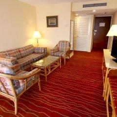 Galadari Hotel 4* Представительский люкс с различными типами кроватей фото 3