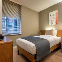Отель Ambassadors Bloomsbury 4* Стандартный номер с различными типами кроватей фото 7