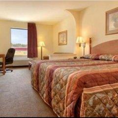 Отель Howard Johnson by Wyndham University of Alabama Tuscaloosa 2* Стандартный номер с различными типами кроватей фото 2