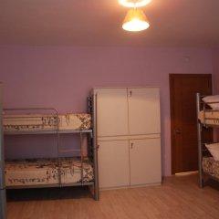 Puffin Hostel Кровать в общем номере двухъярусные кровати фото 5